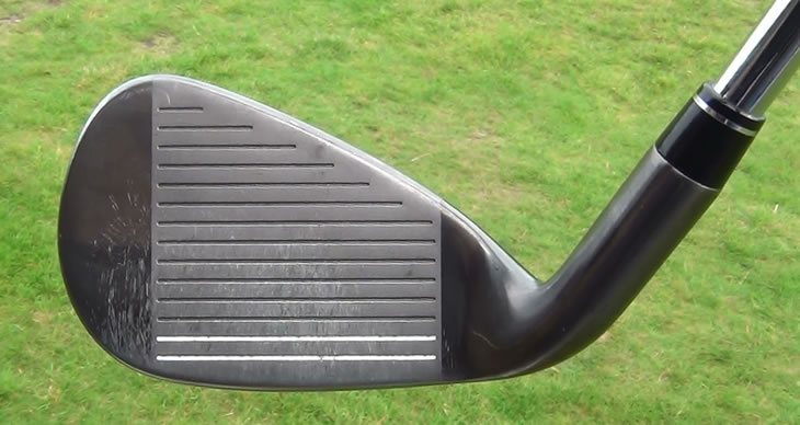 Callaway Big Bertha Irons Face