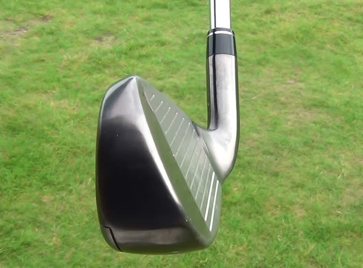 Callaway Big Bertha Irons Test
