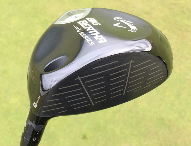 Callaway Big Bertha V Series Driver Review - Golfalot