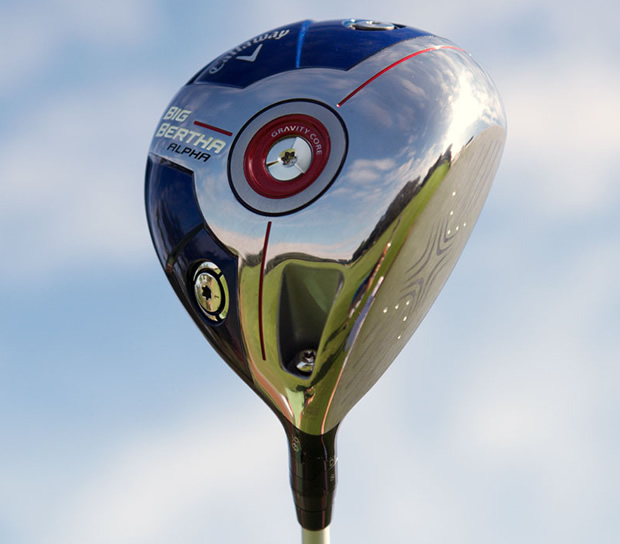 Callaway Big Bertha Alpha Hero