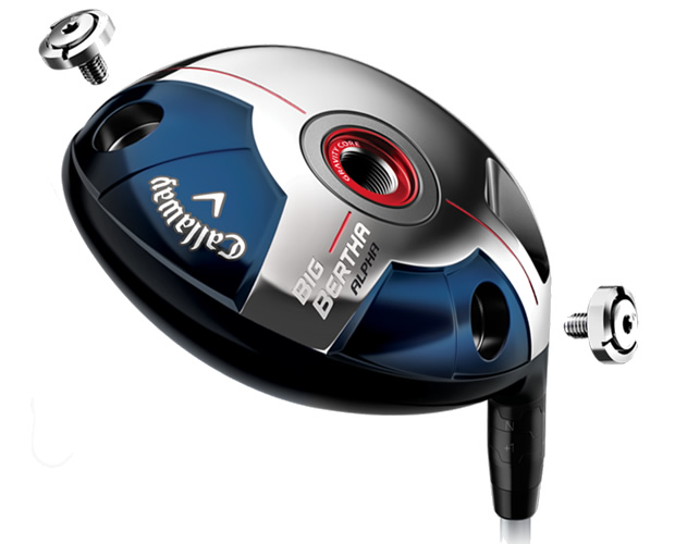 Callaway Big Bertha Alpha Weights