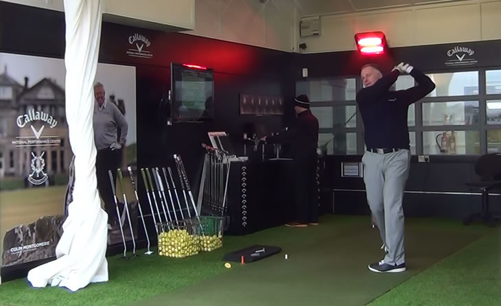 Callaway Fitting Centre St Andrews