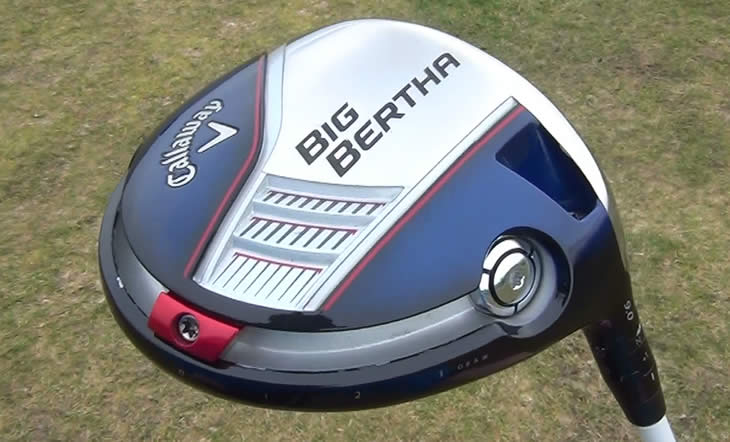 callaway big bertha driver review golfalot. Black Bedroom Furniture Sets. Home Design Ideas