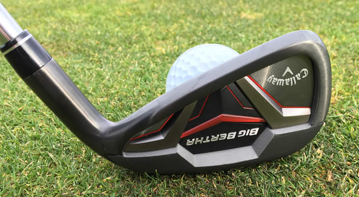 Callaway Big Bertha 2019 Irons