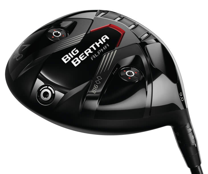 Callaway Big Bertha Alpha 816 Driver