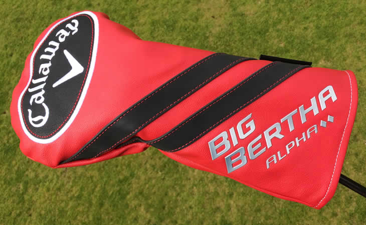 Callaway Big Bertha Alpha 816 Double Black Diamond Driver