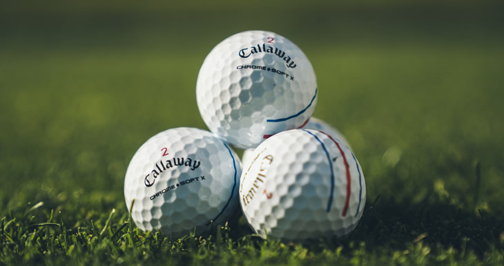 Callaway Chrome Soft X With Triple Track Technology