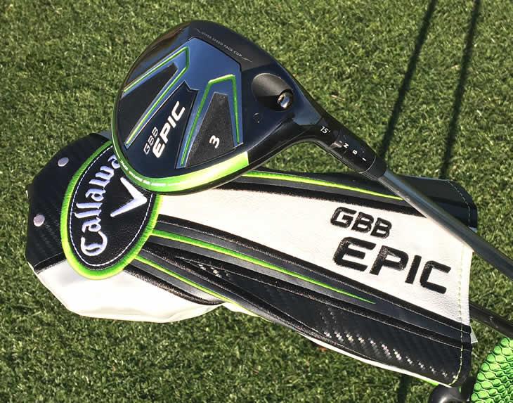 Callaway Epic 3 Wood Toronto Golf Nuts Greater Toronto
