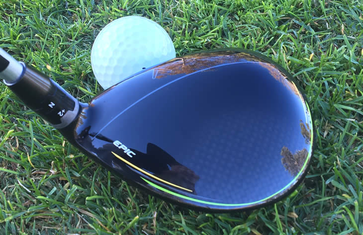 Callaway Epic Flash Fairway