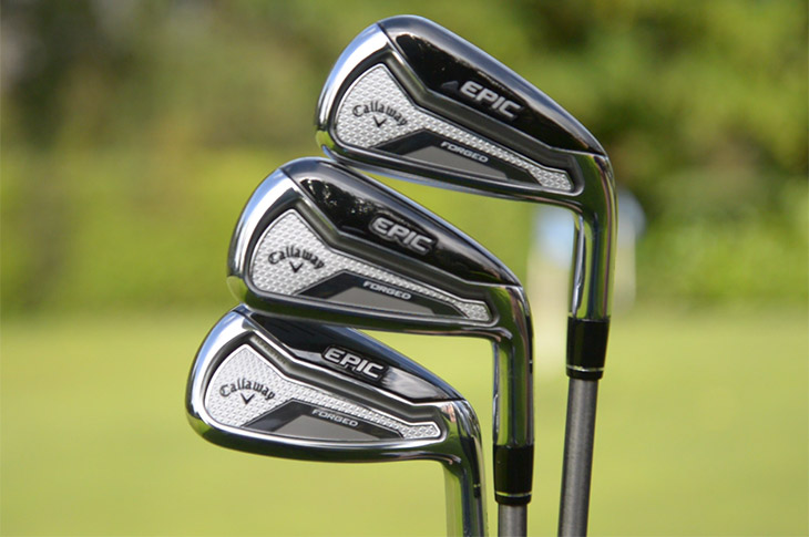 Callaway Epic Forged Irons