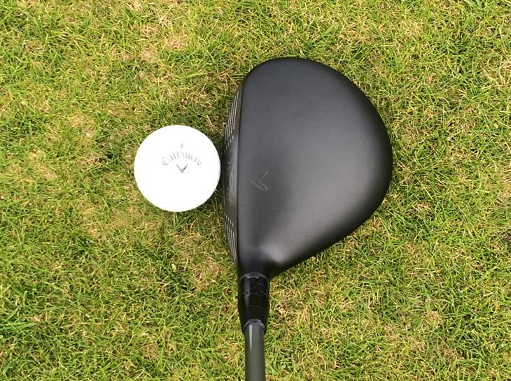 Callaway Great Big Bertha Fairway Wood Review Golfalot