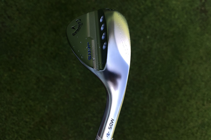 Callaway Mack Daddy 5 Wedge