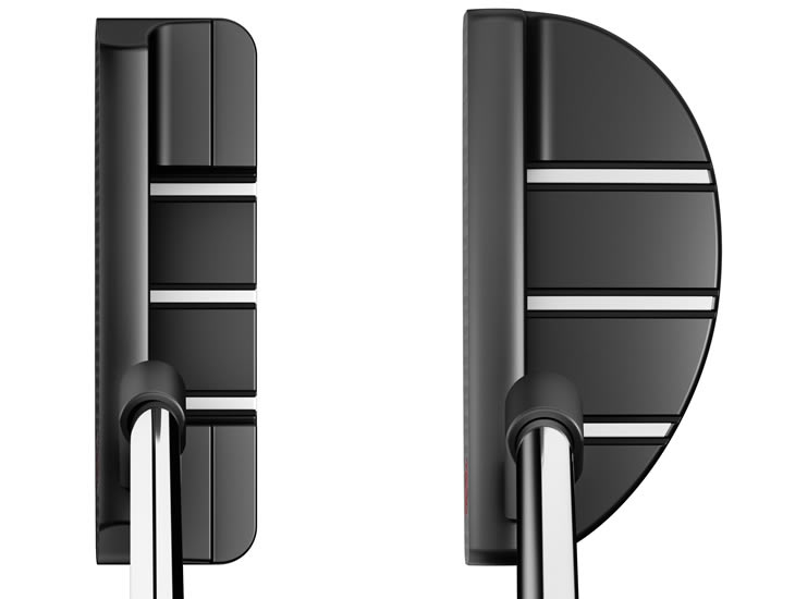Callaway Odyssey Toe Up Putters