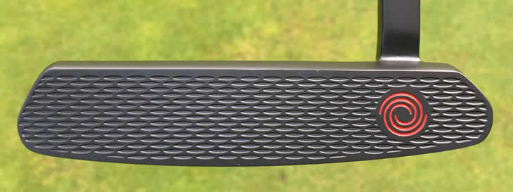 Callaway Odyssey Toe Up Putter