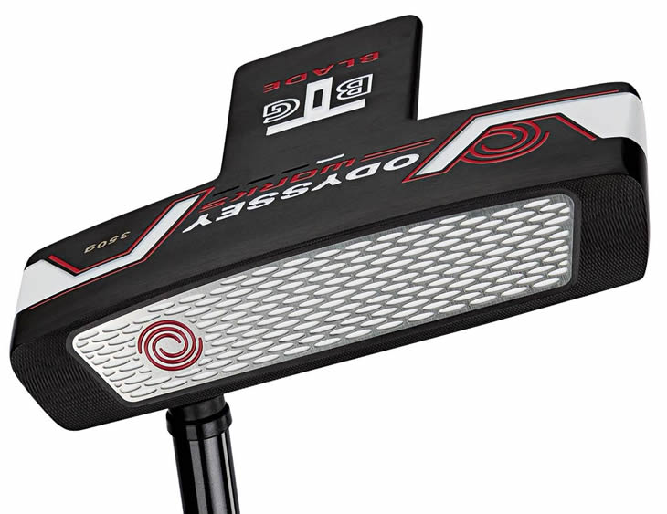 Callaway Odyssey Works Big T Blade Putter