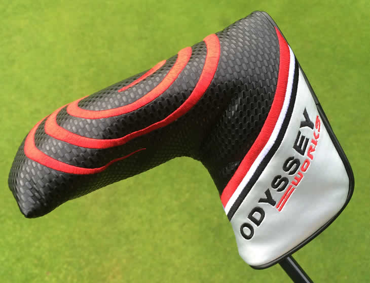 Odyssey Works Big T 5 Putter