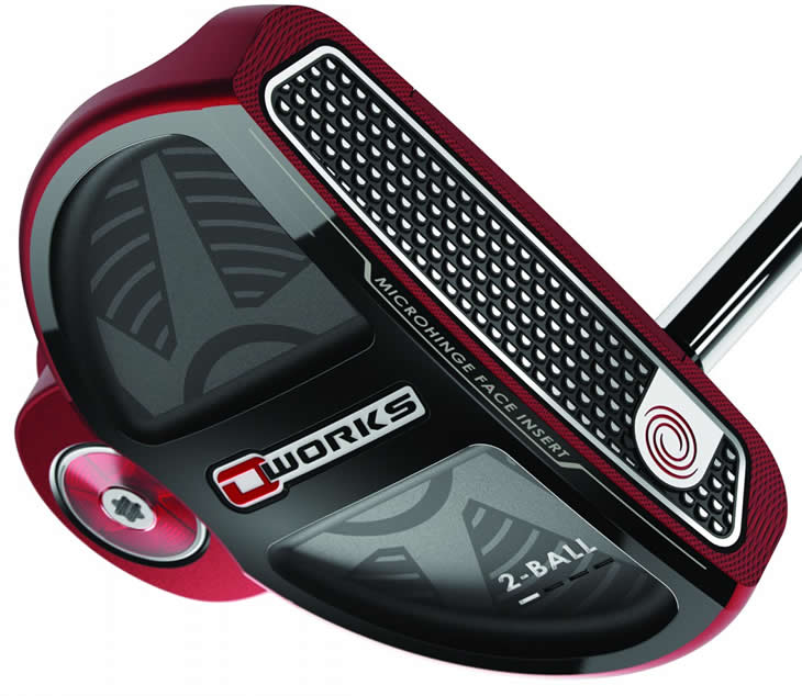 Callaway Odyssey O-Works Red Putters