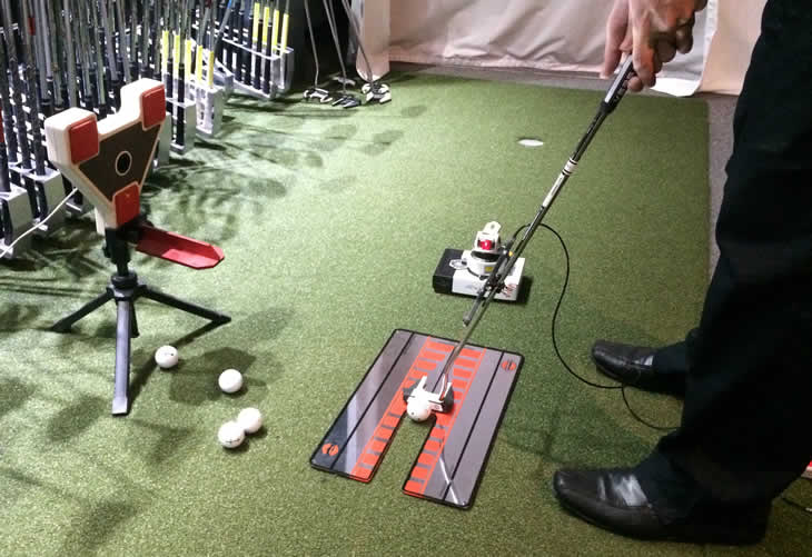 Odyssey Putter Fitting