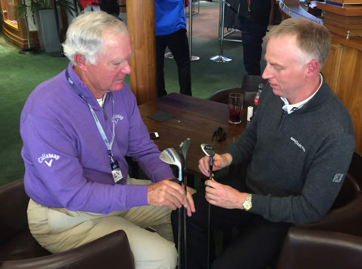 Roger Cleveland Wedge Interview