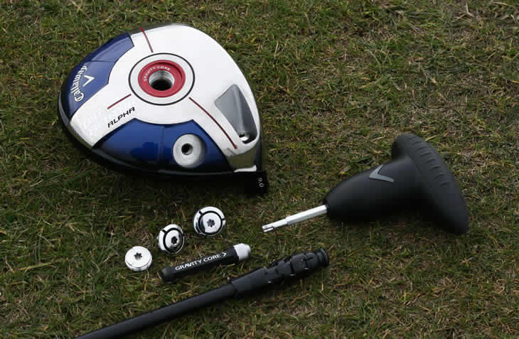Callaway Big Bertha Alpha In Pieces