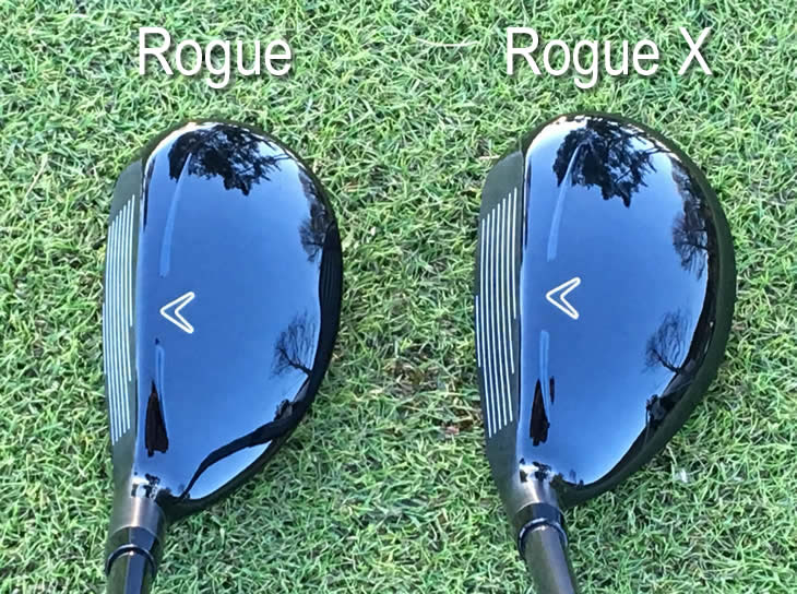 Callaway Rogue X Hybrid