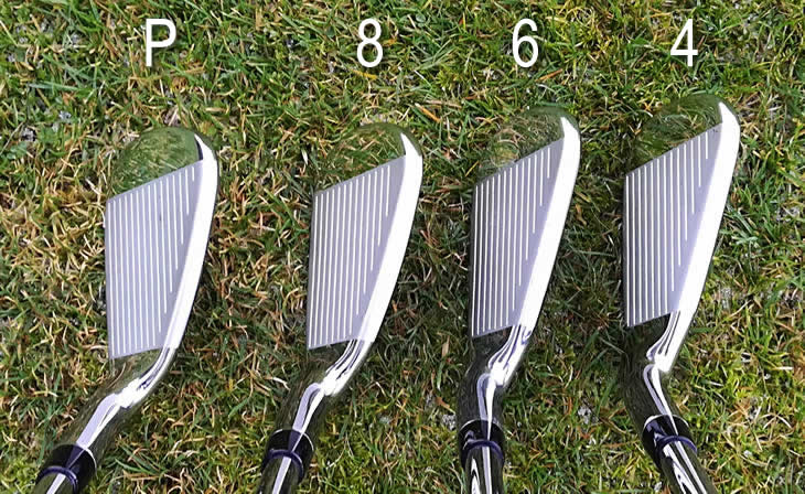 Callaway Rogue Pro Irons Review Golfalot
