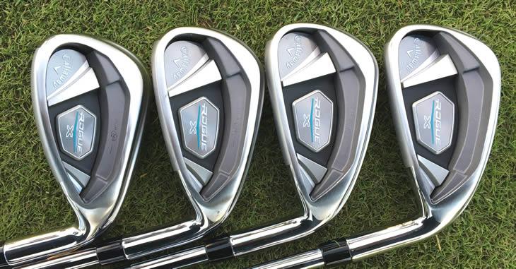 Callaway Rogue X Irons Review - Golfalot