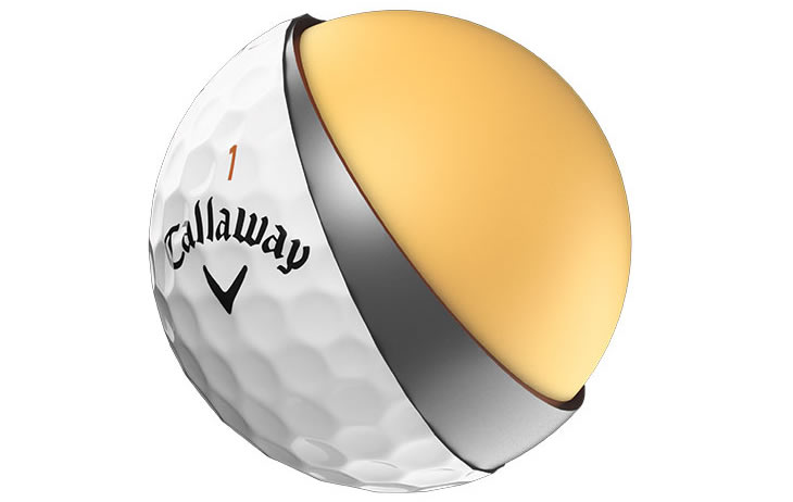Callaway Superhot 55 Golf Ball