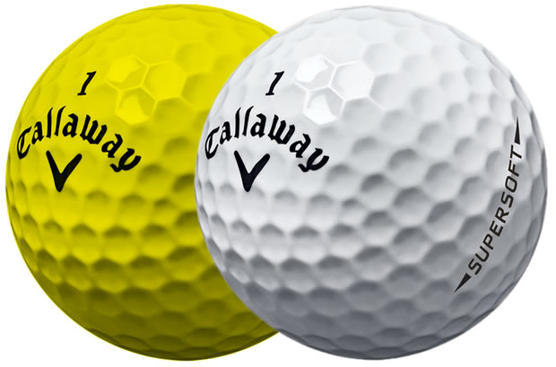 Callaway Super Soft Colours