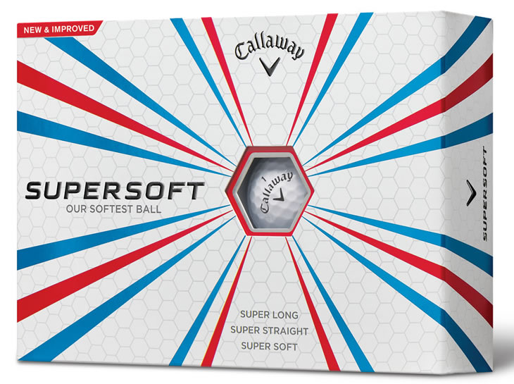 Callaway SuperSoft 2017 Golf Ball