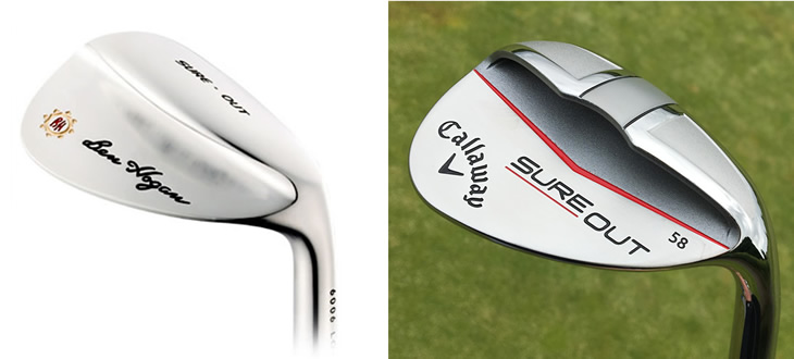 Callaway Hogan Sure Out Wedge