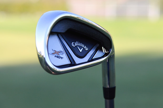 Callaway X2 Hot Long and Short Irons