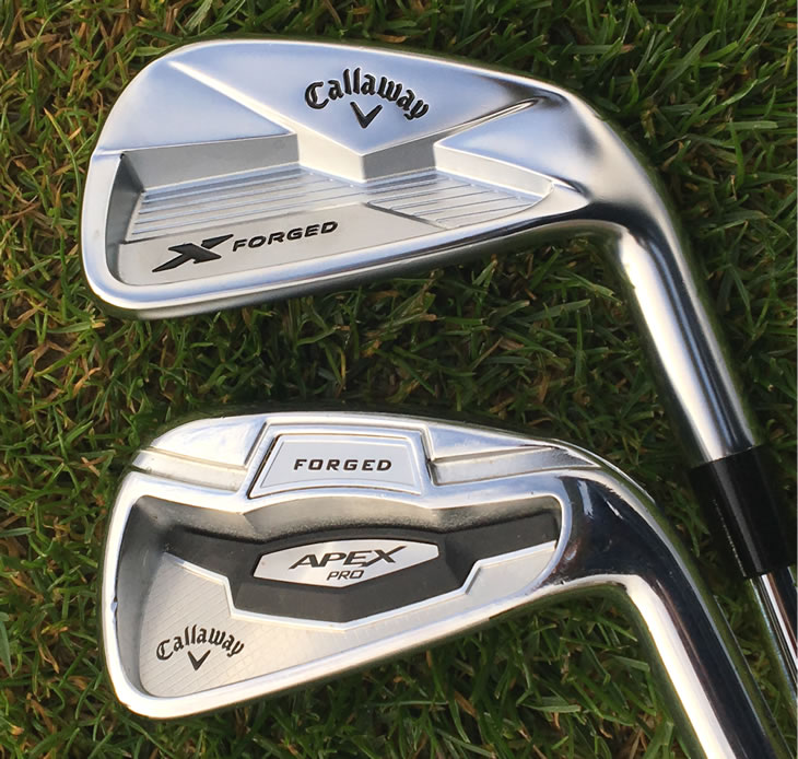 Callaway X-Forged 2018 Irons