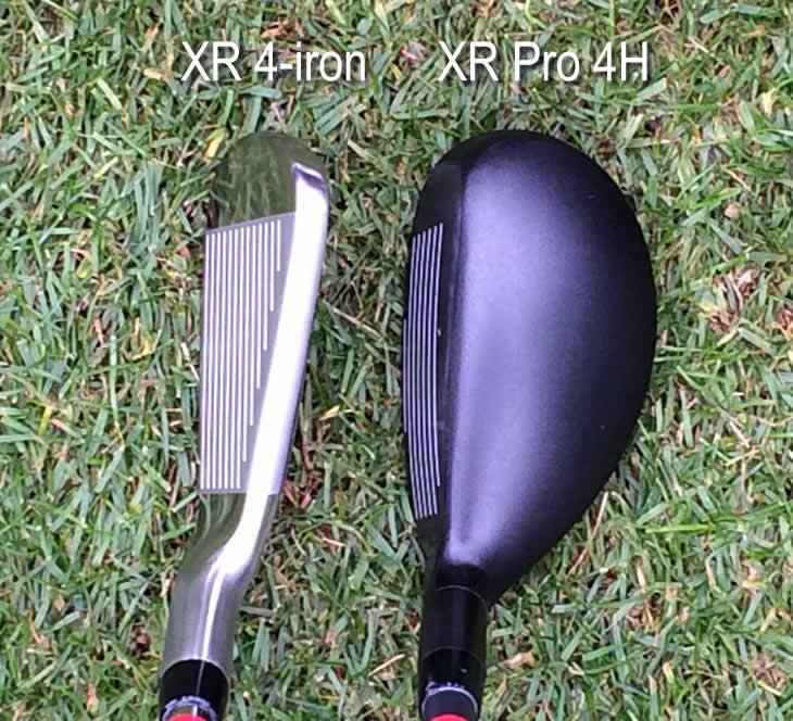 Callaway Xr Pro Hybrid Toe
