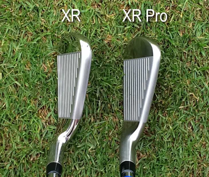 Callaway Xr Pro Irons Review Golfalot