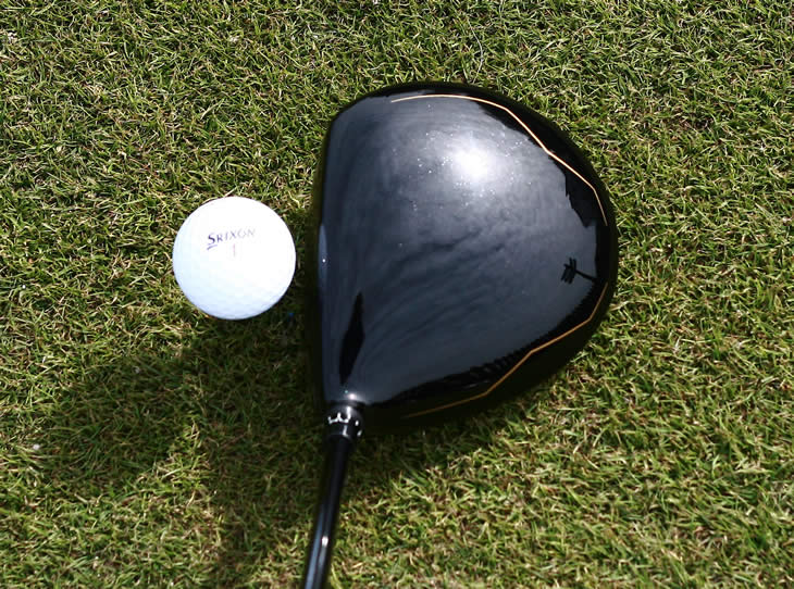Cleveland 588 Custom Driver At Address