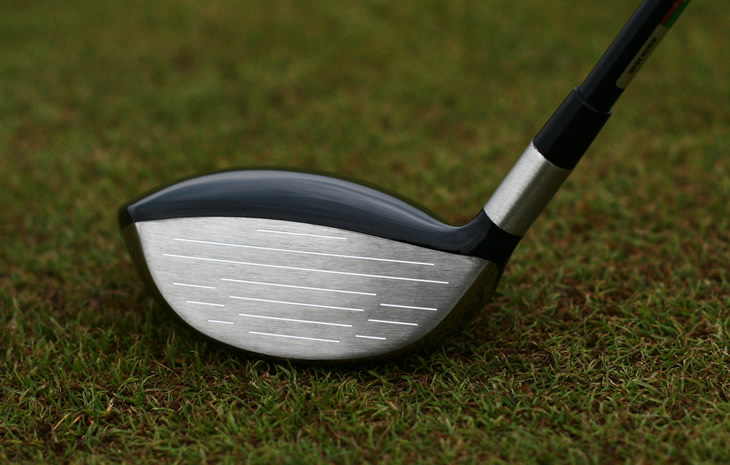 Cleveland 588 Fairway Face