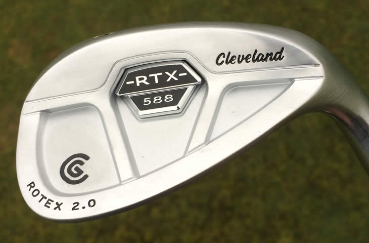 Cleveland 588 RTX 2.0 CB Wedge Review