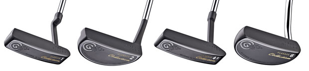 Cleveland Classic Collection Black Pearl Putters