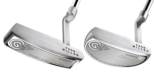 Cleveland Classic Collection Chrome Putters