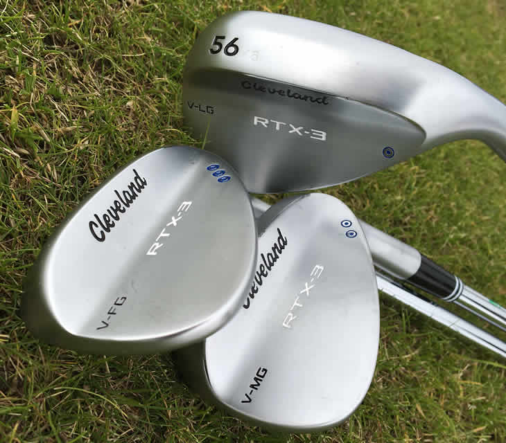 Cleveland RTX-3 Wedge Review - Golfalot