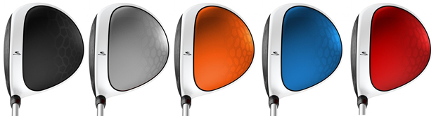 Cobra BiO CELL+ Driver Colour Options