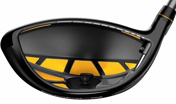 Cobra Fly-Z Drivers Crown Face Technology