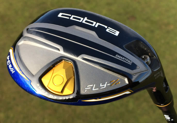 Cobra Fly-Z Hybrid Review - Golfalot