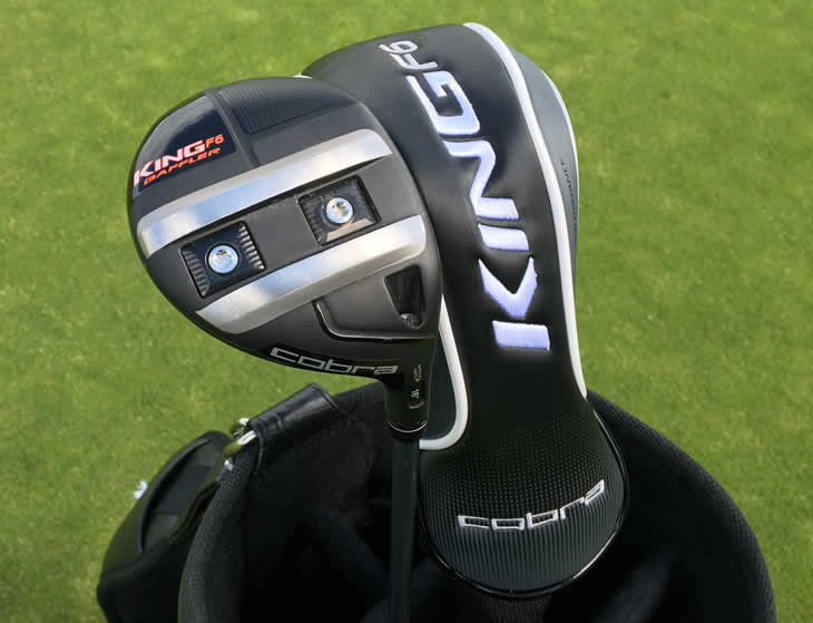 Cobra King F6 Baffler Fairway Wood Review - Golfalot