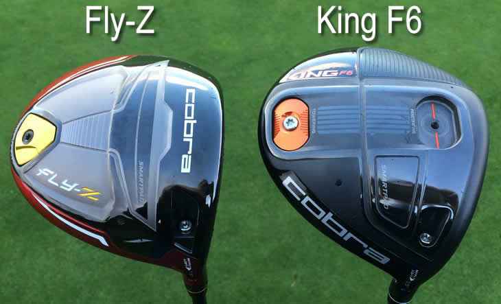 Cobra King F6 Driver Review Golfalot