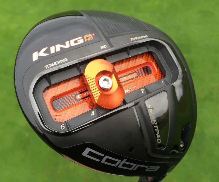 Cobra King F6 Driver Review Golfalot