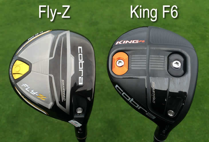 Cobra King F6 Fairway