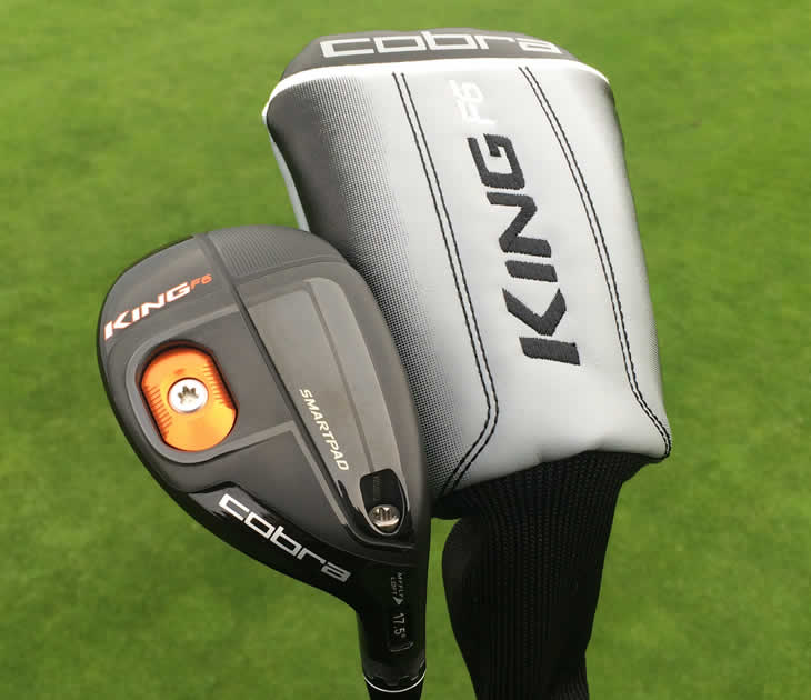 Cobra King F6 Hybrid Review Golfalot