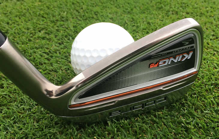 Cobra King F6 Irons